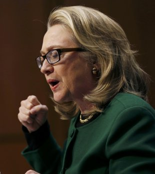 Hillary dancing - Benghazi